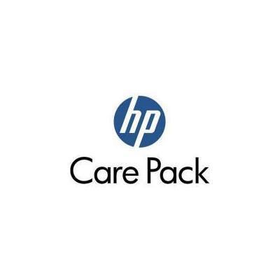 HP Service: 5 jaar reparatie op locatie op de eerst volgende werkdag met behoud van defecte media - Alleen geldig bij .....