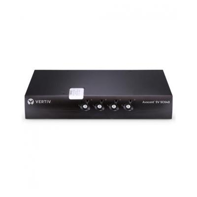 VERTIV SC620-202 KVM switch