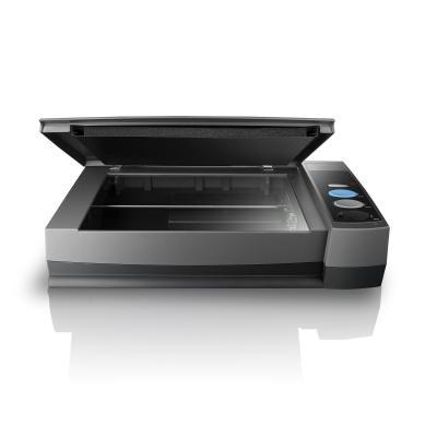 Plustek scanner: OpticBook 3800 - Zwart