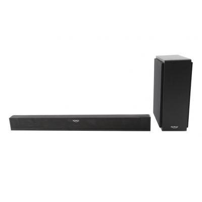 Xoro HSB 75 Soundbar speaker - Zwart