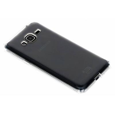 Transparant Spectrum Case Samsung Galaxy J3 / J3 (2016) - Transparant / Transparent Mobile phone case