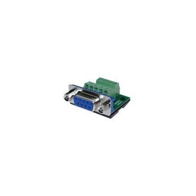 Intronics D-sub connector schroefcontacten Kabel adapter