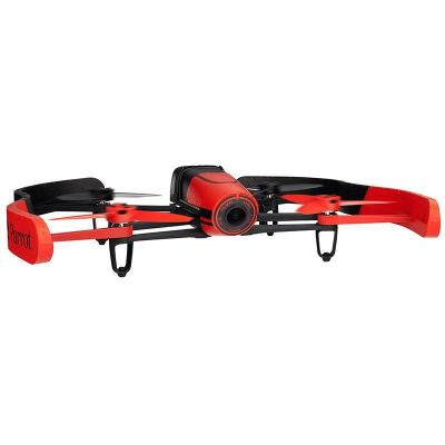 Parrot drone: Bebop Drone Area 1 rood - Zwart, Rood