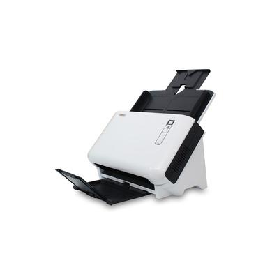 Plustek SmartOffice SC8016U Scanner - Zwart, Wit