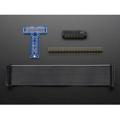 Adafruit : Pi Unassembled T-Cobbler Breakout Kit for Raspberry Pi