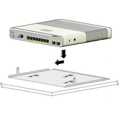 Cisco montagekit: Mounting kit for Catalyst 3560-C/2960-C Switch