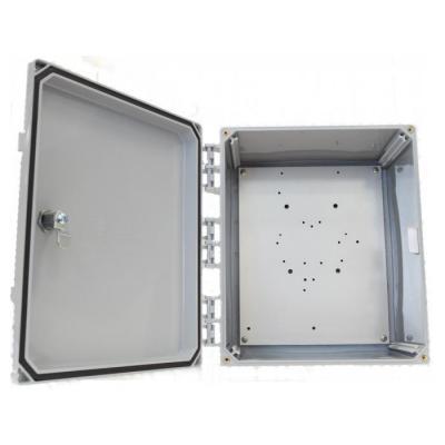 Ventev 254x152.4x304.8mm, 4.55kg, Grey