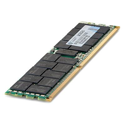 Hewlett Packard Enterprise HP 4GB (1x4GB) Dual Rank x8 PC3L-10600(DDR3-1333) Unbuffered CAS-9 .....