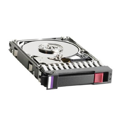 Hewlett Packard Enterprise 653971-001 interne harde schijf