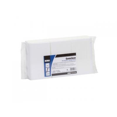 Boma schoonmaakdoekje: Wonderspons gumclean 11x6x3 cm wit/pk 6