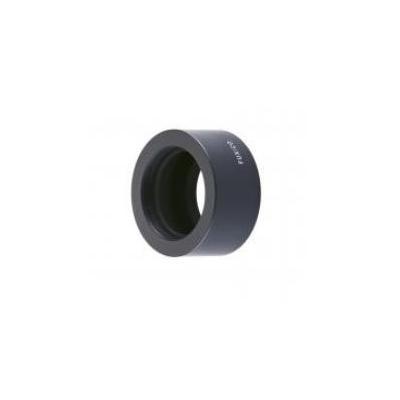 Novoflex lens adapter: Fuji X Pro to M42 adapter - Zwart