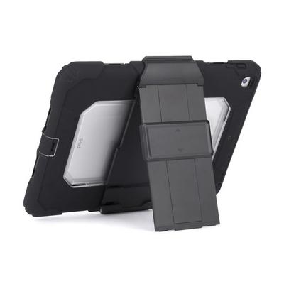 Griffin Survivor All-Terrain Tablet case - Zwart, Transparant