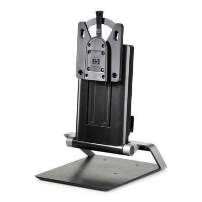 HP Integrated Work Center voor desktop Mini en thin client Monitorarm - Zwart