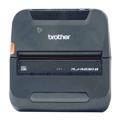 Brother RJ-4230B Pos bonprinter - Zwart