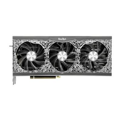 Palit GeForce RTX 3070 GameRock OC Videokaart - Zwart,Zilver