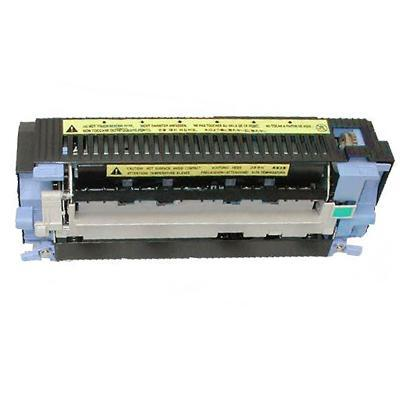 Hp fuser: Fusing assembly - For 220 VAC to 240 VAC operation - Bonds the toner to the paper with heat