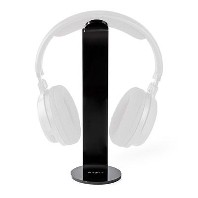 Nedis HPST100BK Koptelefoon accessoire - Zwart