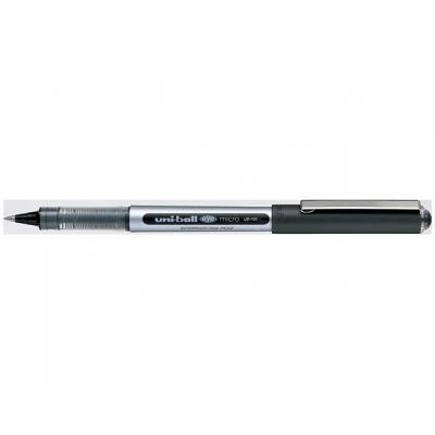 Uni-ball pen: Rolschrijver Uniball Eye MF zwart