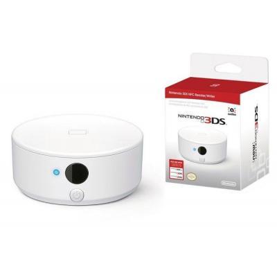 Nintendo spel accessoire: 3DS NFC Reader + Writer - Wit