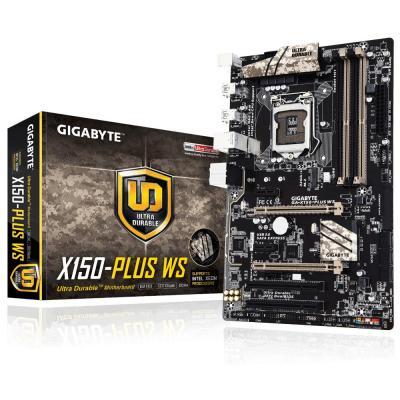 Gigabyte moederbord: Intel Xeon E3-1200 v5 processors/Intel Core i3 processors/ Intel Pentium processors/Intel Celeron, .....