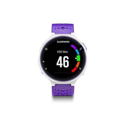 "Garmin sporthorloge: 2.54 cm (1.0 "") , 215 x 180 pixels, 41 g, GPS-enabled, 5 ATM, 5 weeks, 16 hours, lithium-ion, ....."