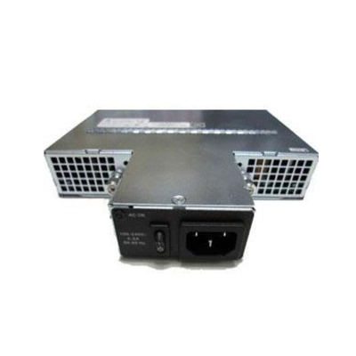 Cisco 2921/2951 AC Power Supply with Power Over Ethernet, Spare Power supply unit - Roestvrijstaal