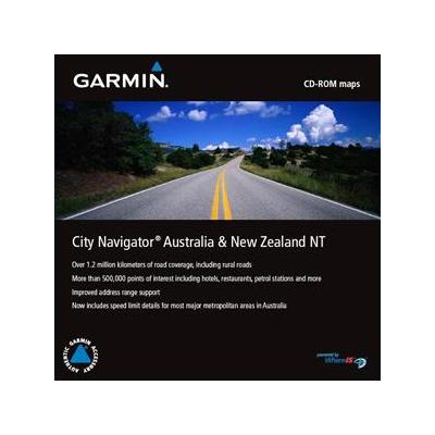 Garmin City Navigator® Australia & New Zealand NT Map update