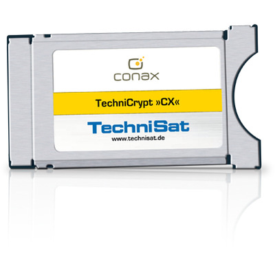 Technisat common interface(ci) module: TechniCrypt CX