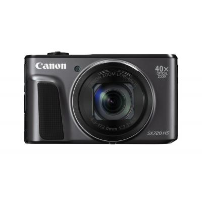 Canon digitale camera: PowerShot SX720 HS - Zwart