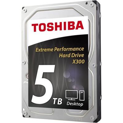 Toshiba X300 5TB Interne harde schijf
