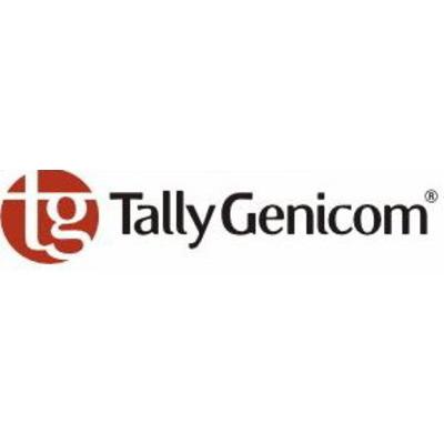 Tallygenicom printerlint: T2240/T2030 Fabric Ribbon mono (4 million characters)
