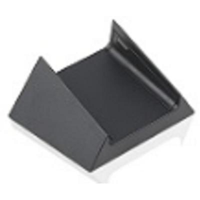 Lenovo ThinkCentre Tiny IV Vertical Stand Computerkast onderdeel - Zwart
