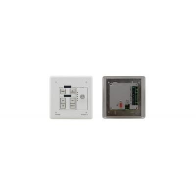 Kramer Electronics : Kramer RC-63DLN Button Controller - Wit