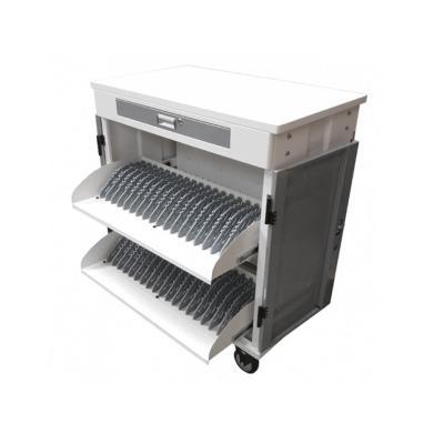 INdota T40, 40 bay Laptop/Chromebook Cart Opbergdozen voor hulpmiddelen