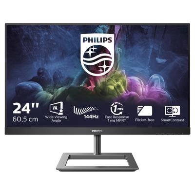 """Philips E-Line 23,8"""" Gaming Monitor - Zwart"""