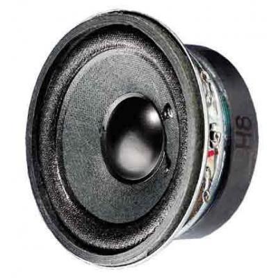 Visaton Speaker: VS-FRWS5R/8 - Zwart