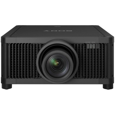 Sony 10000 lumen, 4K, SXRD, 16000:1, DCI-P3, HDMI, Display Port, LAN, IR IN/OUT, 3D SYNC, USB Beamer - Zwart