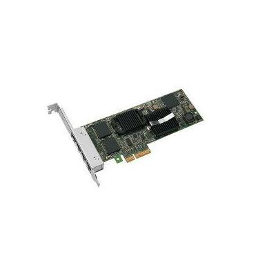 Intel netwerkkaart: PCI Express Gigabit Ethernet Card, 4x RJ45