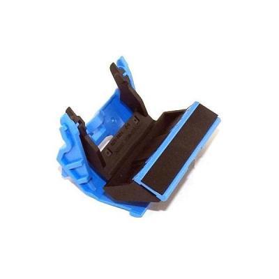 HP Separation pad for multipurpose/tray 1 assembly Refurbished Printerkit - Zwart, Blauw - Refurbished ZG
