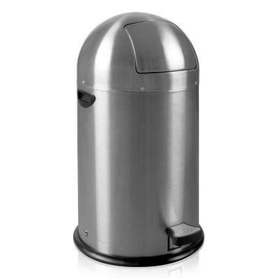 Vepa bins vuilnisbak: VB 964800 - Roestvrijstaal
