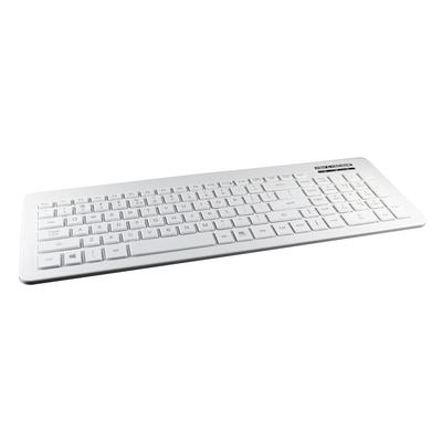 Man & Machine Very Cool, Keyboard, White frans azerty layout Toetsenborden