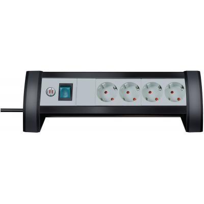 Brennenstuhl energiedistributie: Premium office-line 4 sockets