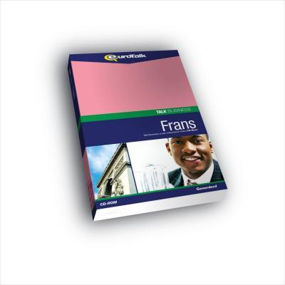 Eurotalk educatieve software: Talk Business, Leer Frans (Gemiddeld, Gevorderd)