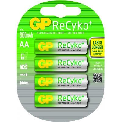 GP Batteries 125210AAHCB-UC4 batterij