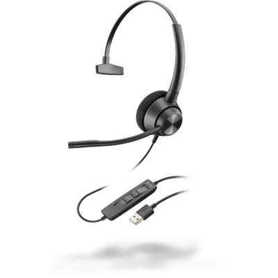 POLY EncorePro 310 Headset - Zwart