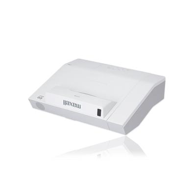 Maxell MC-TW3506, 3LCD, 1280x800, RMS 8 W, HDMI, VGA, 3.5mm, RS-232C, RJ-45, USB, 382x141x362 mm Beamer - Wit