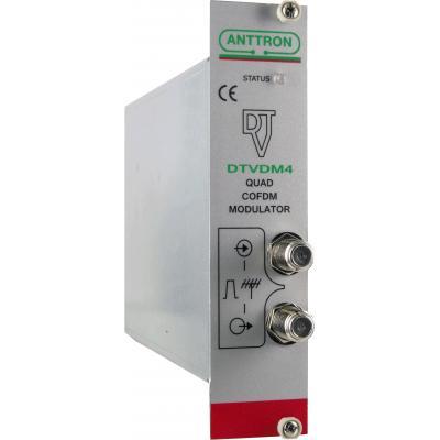 Anttron signaalomvormer: DTVDM4 - Grijs