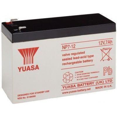 CoreParts MBXLDAD-BA025 UPS batterij - Zwart,Zilver