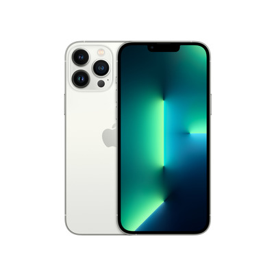 Apple iPhone13ProMax 128GB Silver Smartphone - Zilver