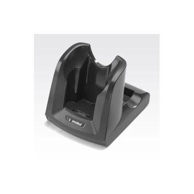 Zebra oplader: 1-Slot Serial/USB Charging Cradle - Zwart